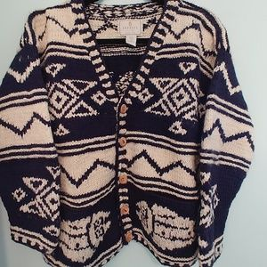 ce6ed83ed4 Express Tricot M knitted wool sweater
